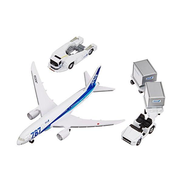 トミカ 787エアポートセット ANAの紹介画像3