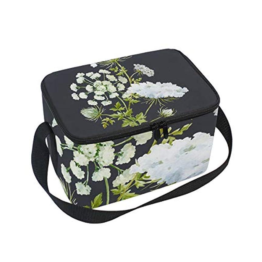 したい先祖私のクーラーバッグ 弁当袋 花 植物 保温保冷 折りたたみ可 軽量 6L Tskyoo