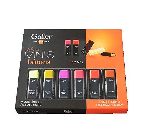 ガレー Galler ミニバーギフトボックス 12本入