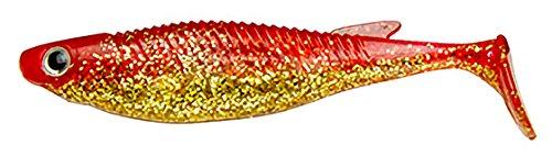 エコギア(Ecogear) ワーム バルト 6インチ 赤金 #365 ルアー