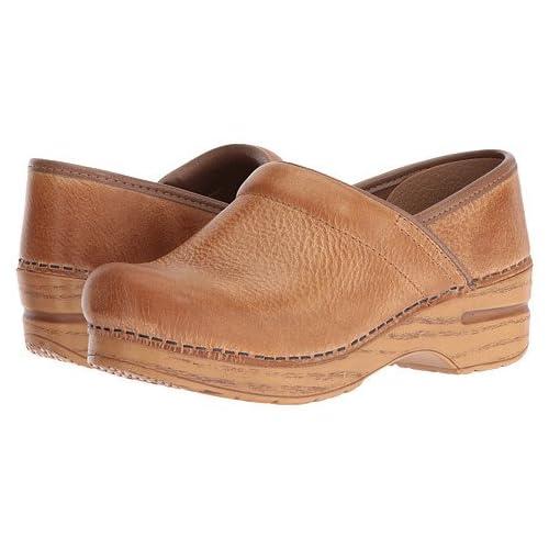 (ダンスコ)Dansko レディースクロッグズ・ミュール・スライド・靴 Professional Honey Distressed US Women's 5.5-6 23-23.5cm Regular [並行輸入品]