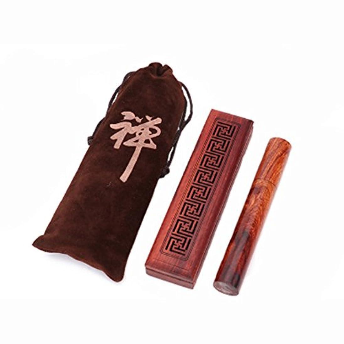 小包こどもセンター破滅的なKagoMsa お香箱 木製 お香立て おしゃれ インセンス インド 高級感 インテリア ハンドクラフト インド雑貨 アジアン雑貨 プレゼント セット スティック(6種類)