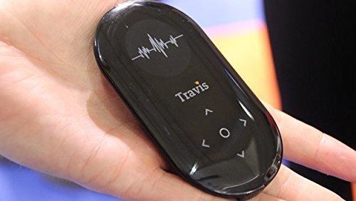 Travis|リアルタイムで80言語を音声通訳可能な手のひらサイズの通訳デバイス「トラビス」
