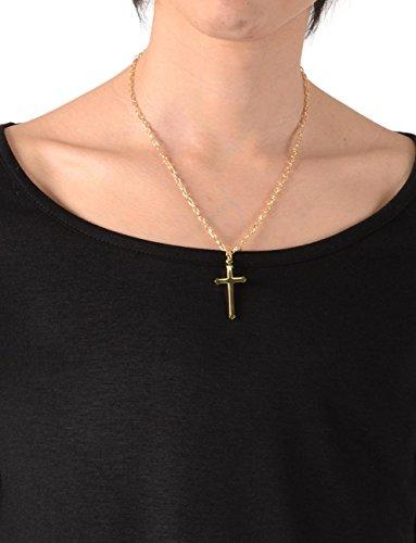 [해외]형님 계 목걸이 남자 펜던트 금속 매력 체인 목걸이/Brother Necklace Men`s Pendant Metal Charm Chain Necklace