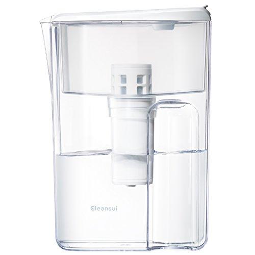 三菱ケミカル・クリンスイ ポット型浄水器 クリンスイCP407 CP407-WT