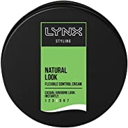 Lynx Hair Styling Cream Natural Look Flexible Control, 75ml