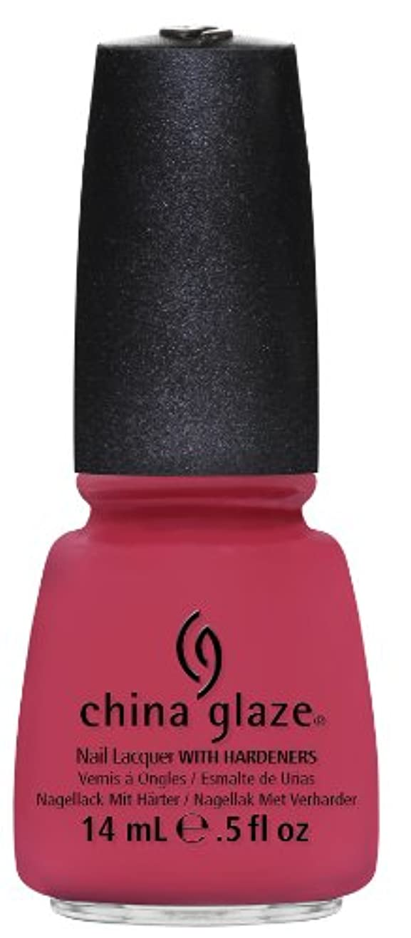 規範鰐前奏曲CHINA GLAZE Nail Lacquer - Avant Garden Collection - Passion For Petals