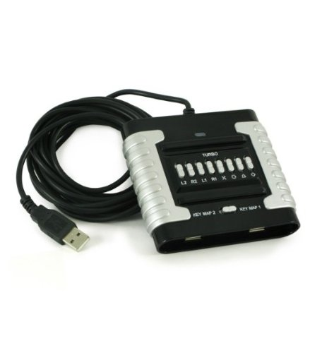 PS3 Eagle Eye Mouse and Keyboard Converter (日本正規品) Penguin United(World)