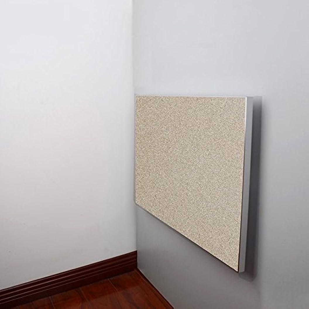 モットー散歩デンプシーLJHA zhuozi 折りたたみ式テーブルダイニングテーブル壁掛けテーブルテーブルによる壁5色利用可能サイズオプション (色 : C, サイズ さいず : 80*50cm)
