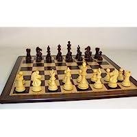 Rosewood Pro Chess Set