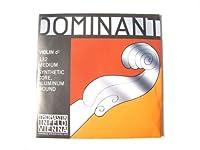 バイオリン弦 Thomastik Dominant No.132 1/8+1/10サイズ兼用 D線 ボールエンド ナイロン/アルミ巻 ドミナント弦