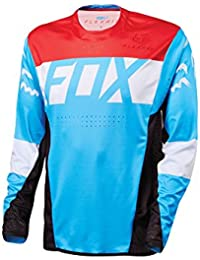 Fox Racing Flexair DH Long Sleeve L//S Jersey Navy