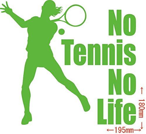 ノーブランド品 No Tennis No Life (テニス...