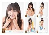 NMB48 薮下柊 個別 生写真 5枚 セット 2016.July 7月