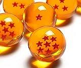 ドラゴンボール 龍球 7点セット コスプレ用小物 7.6cm