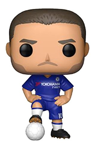 Funko - Figurine Football - Eden Hazrd Chelsea Pop 10cm - 0889698292184