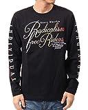 [ガッチャ] GOTCHA Tシャツ 長袖 LIMITED サーフ グラデ ロンT 191G1190 ブラック XS