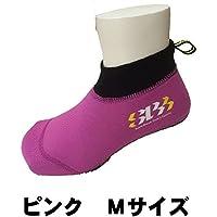 スタンダードモデル!! SANDBLOCK サンドソックス ■ピンク■ ■Mサイズ■