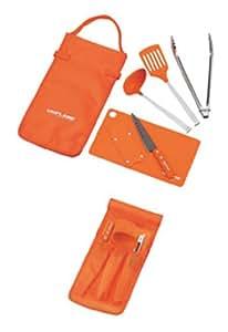 ユニフレーム(UNIFLAME) fanツールセット オレンジ 662120