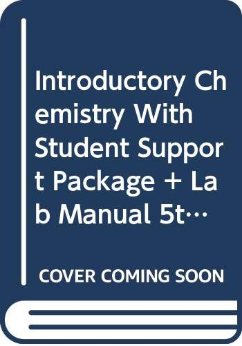 Download Introductory Chemistry With Student Support Package + Lab Manual 5th Ed 0618466606