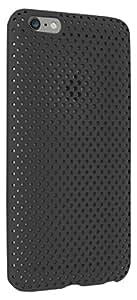 AndMesh iPhone 6 Plus ケース メッシュケース ブラック AMMSC610-BLK