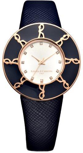 [ロベルタ・ディ・カメリーノ]Roberta di Camerino 腕時計 Tavolozza(タヴァロッツア) 3針 RC7743-18NY レディース