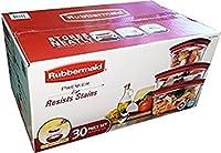 Rubbermaid Premier 30 piece Storage Set - Stain Resistant by Rubbermaid