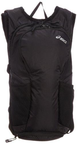 [アシックス] リュック ランニングバックパック4 (現行モデル) ブラック/ブラック