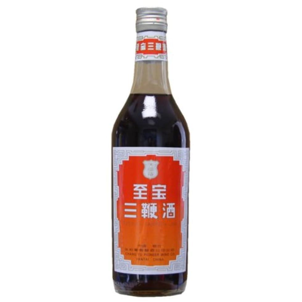 おなかがすいたペース評価可能至宝三鞭酒 (しほうさんべんしゅ)40度 500ml