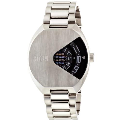 [ストーム]STORM 腕時計 ボーダーサイド ブラック 47069BK メンズ 【正規輸入品】