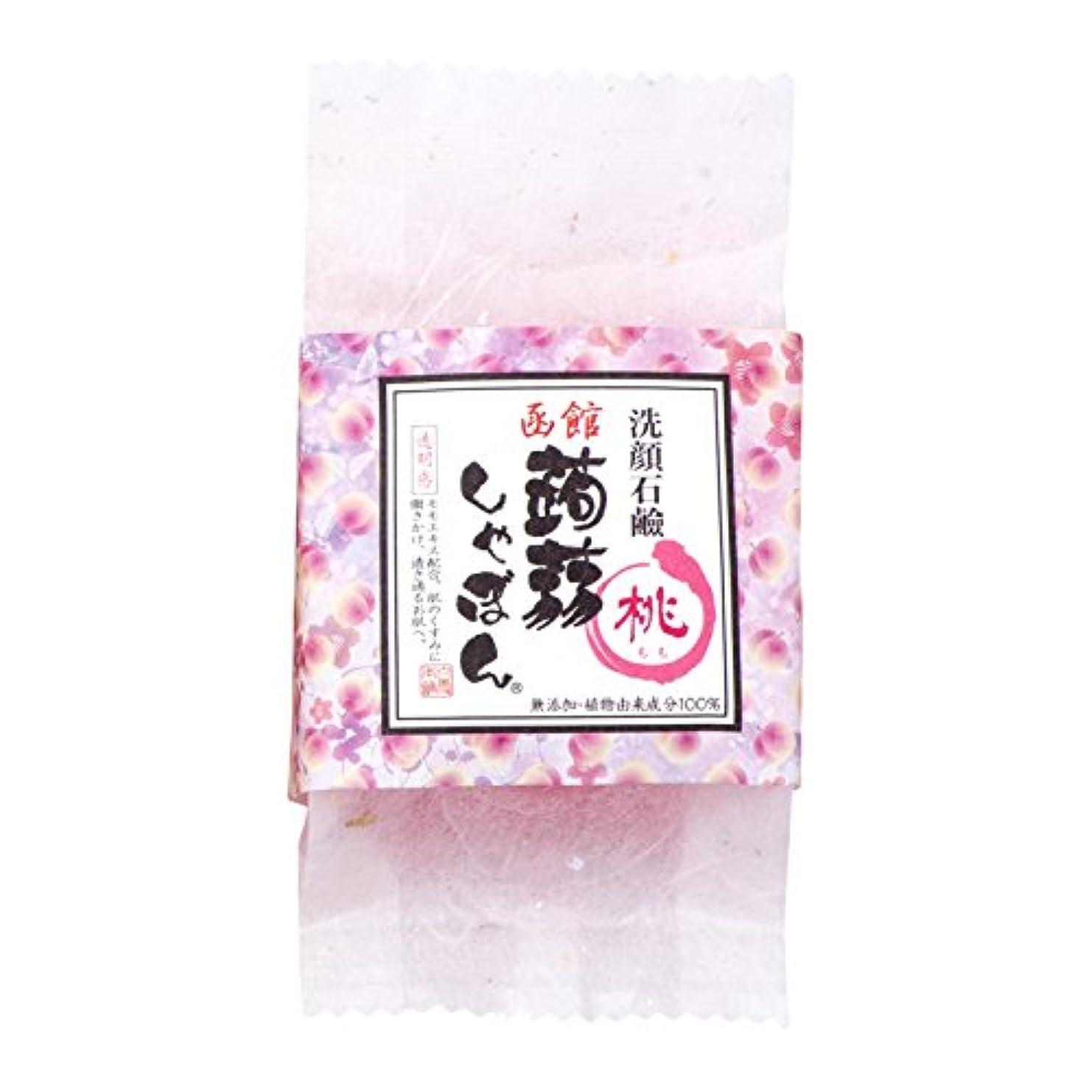 洋服前売素晴らしき函館蒟蒻しゃぼん函館 桃(もも)