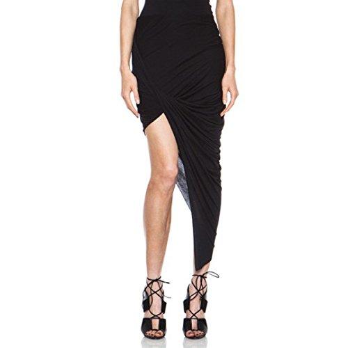 (ヘルムート ラング) Helmut Lang レディース スカート カジュアルスカート Asymmetrical Kenetic Wrap Skirt 並行輸入品