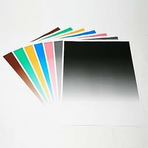 グラデーションペーパー7色セット GP-7S-aa