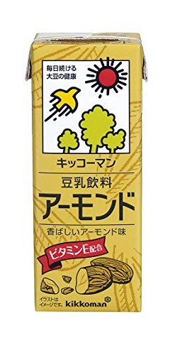 キッコーマン飲料 豆乳飲料 アーモンド 200ml×18本