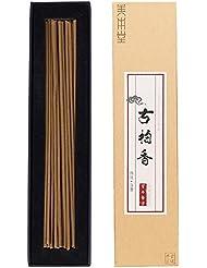 お線香 独特の合香 天然の手作り 高級古柏お香 (21cm 50本入)