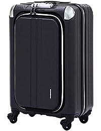 スーツケース ビジネスキャリー 大容量 機内持込可能 158cm 以内 アウトレット 訳あり 激安 スーツケース ビジネスキャリー ビジネスバッグ 機内持ち込み 可 キャリーバッグ キャリーノート PC SS サイズ 2日 3日 小型 超軽量 (ブラック)