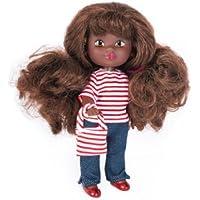 Kenya's World Mamma's Little Girl Mini Doll by Kenya's World [並行輸入品]