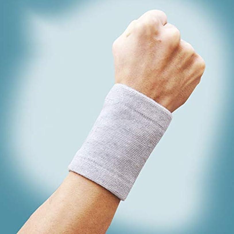 狂ったなぜ終わらせる2個の耐摩耗性のある作業製造保護スポーツ手首スリーブ手袋-innovationo