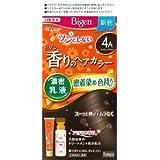 ホーユー ビゲン 香りのヘアカラー 乳液 4A (アッシュブラウン)×6個