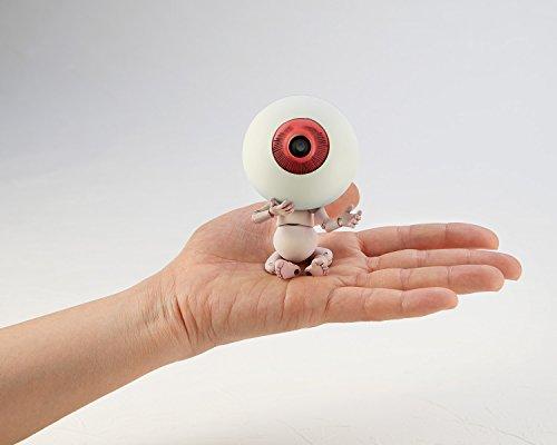 タケヤ式自在置物 ゲゲゲの鬼太郎立体絵巻 目玉おやじ 全高約100mm PVC&ABC製 塗装済み 可動フィギュア