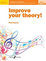 Improve Your Theory!, Grade 3 (Faber Edition)