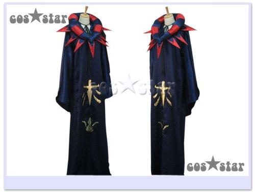 Fate/Zero フェイト ゼロ キャスター風 コスプレ衣装 男性S