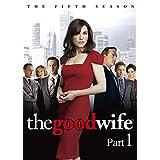 グッド・ワイフ 彼女の評決 シーズン5 DVD-BOX Part1