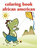 Coloring Book African American: Baby Funny Animals and Pets Coloring Pages for boys, girls,Children (Sport World)
