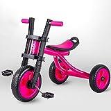 古典的な三輪車と古典的な三輪車すべての地形の歩行Trike地形三輪車(ピンク/青/緑) ( Color : 1 )