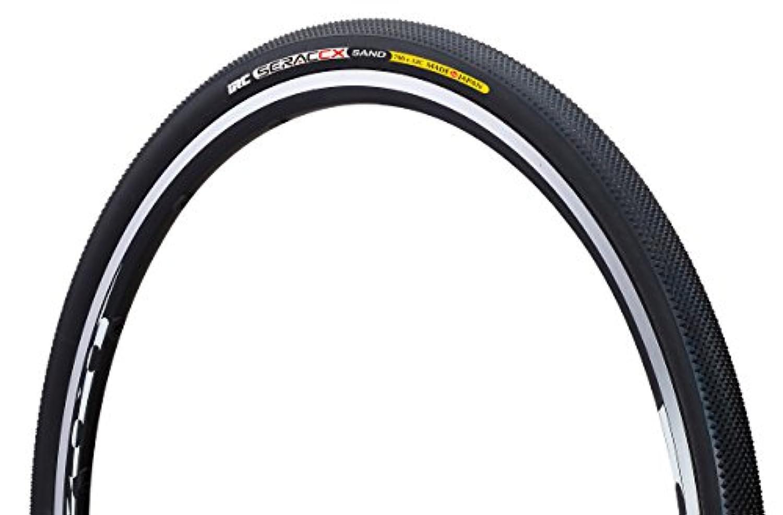 IRC tire IRC SERACCX SAND M134 19048P 700X32c ブラック