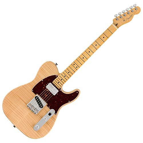 Fender/Rarities Chambered Telecaster Flame Maple Top Maple Neck Natural フェンダー