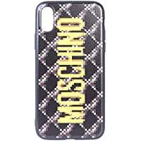 Moschino Women's 797883511555 Black Pvc Cover