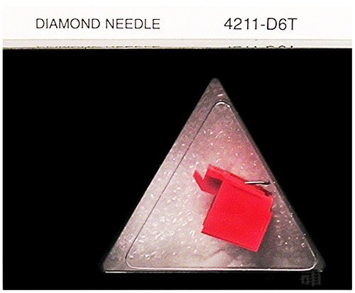 Durpower Phonograph Record Player Turntable Needle For KENWOOD P100, KENWOOD KD4020, KENWOOD KD5010, KENWOOD KD-29R, KENWOOD KD-39R, KENWOOD KD-291R