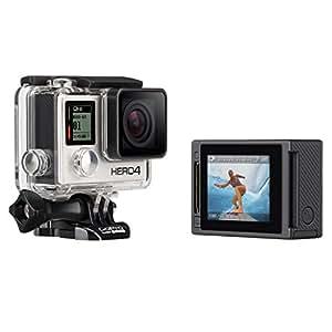 【国内正規品】 GoPro ウェアラブルカメラ HERO4 シルバーエディション サーフ CHDSY-401-JP
